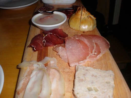 Small Charcuterie Platter
