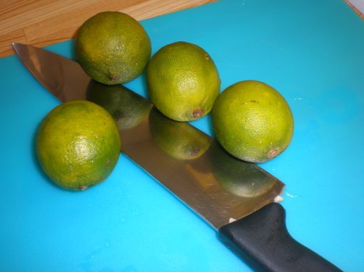 Preserved Limes 3
